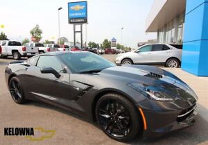2017 Chevrolet Corvette Stingray w/competition sport buckets, 8