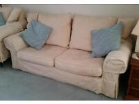 **FREE** 3 piece suite - sofa and 2 chairs