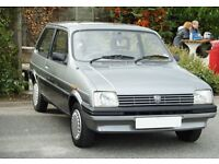 AUSTIN METRO WANTED - ANY CONDITION