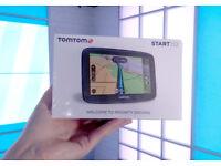 Magic Breakfast: TomTom Start 52 Sat Nav + Hilton Hotel vouchers