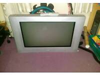 "26""5' JVC television"