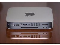 Apple Mac Mini 2.4ghz Core i5 4gb Ram 500gb hd Logic Pro X Reason Cubase Ableton FL Studio Massive