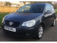 Volkswagen Polo Match 3dr (grey) 2008