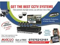 Special package! FULL HD Quality CCTV Systems (Supply & Install)