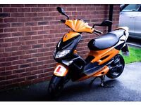 Peugeot Speedfight 2 50cc scooter perfect learner bike
