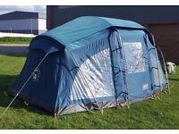 Coleman Weathermaster Plus 6 man Tent