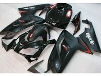 Arilia Rs 125 fairing kit