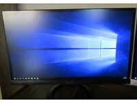ASUS VS228DE Widescreen Full HD LED Monitor 1920x1080, 5 ms, VGA HDMI 21.5""
