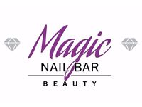 Nail Technician & Beauty Therapist Required