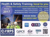Health and Safety Training and Consultancy in Southampton | CITB | SMSTS | SSSTS | Labourer