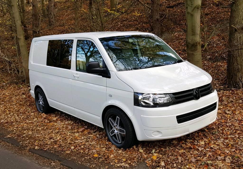 VW T5 Transporter Camper Day Van