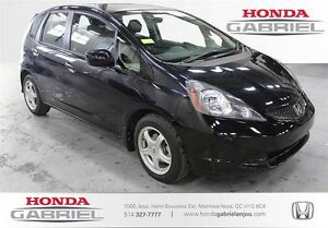 2013 Honda Fit LX BLUETOOTH AT