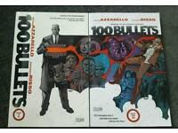 100 Bullets graphic novels