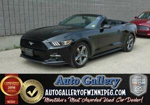 2016 Ford Mustang *Convertible