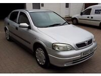 Vauxhall Astra 1.4 LS 5 dr ALL ORIGINAL Passed from father to son, serviced t/belt & mot'd 3 keys !!