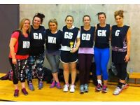 New indoor netball leagues starting in Brixton!