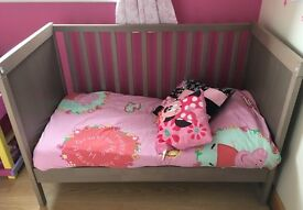 Ikea cot /toddler bed