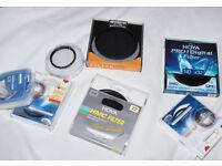 Hoya HMC 72mm ND8 Pro1 digital ND32 filters