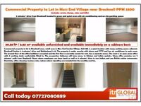 Commercial Property to Let in Moss End Village near Bracknell PPM £800, incl. all bills and charges