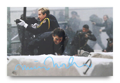 Matthew Modine Signed 12x8 Photo Dark Knight Rises Autograph Memorabilia + COA