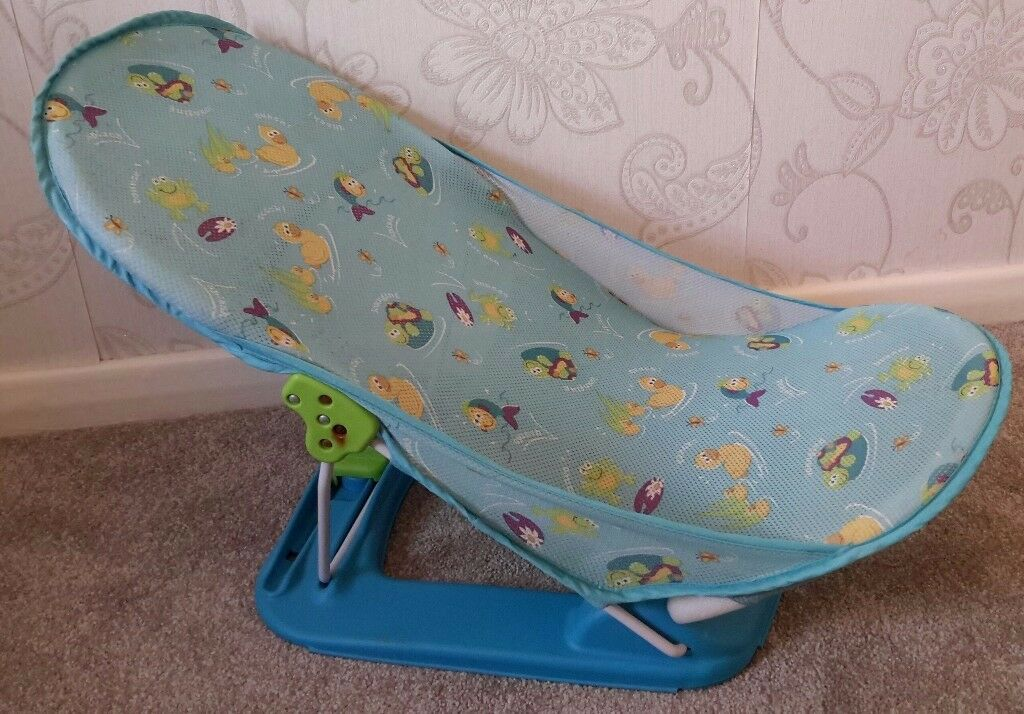 Mesh baby bath seat | in Newhaven, East Sussex | Gumtree