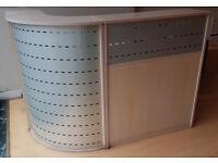 3 Piece Reception Desk