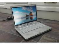 HP Compaq V5000 Windows 10 Intel 1.46 Ghz 2GB RAM 80GB HDD Open Office Laptop PC Computer Notebook