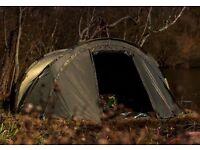 ***Used once*** Carpstar Pleasure Dome 1 Man Carp Fishing Day Shelter
