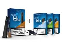 MyBlu Ergonomic E-cigarette Starter Kit