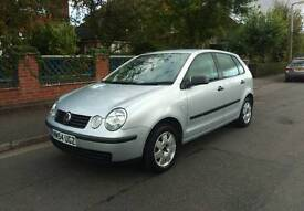 Volkswagen Polo 1.4TDI 2004/54 130,000 with proof of cambelt change long MOT October 2017 £1095 ONO