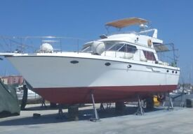 prima 52 sun deck cruiser not princess sun seeker fairline