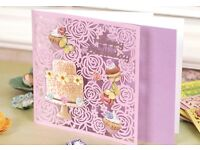 50 x laser cutting greeting cards luxurious and beautiful!