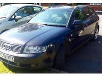 Audi A4 1.9 TDI **Spares Or Repairs*
