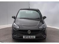 Vauxhall Corsa LIMITED EDITION (grey) 2015-07-31