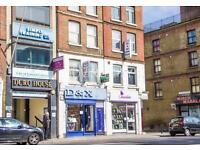 Studio flat in Commercial Road, Aldgate East