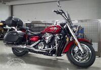 2013 Yamaha V-Star 1300 Tourer -