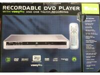 Tevion Recordable DVD Player