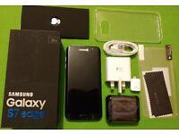 Samsung Galaxy S7 Edge Black 32GB Factory Unlocked Boxed