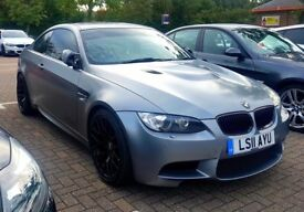 BMW M3 E92 Competition Edition **Frozen Grey**