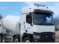 CCTV for large commercial vehicles