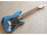 Stratocaster or Telecaster type electric guitar Choice is yours £75 each or £125 the pair