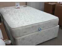 4 foot bed and mattress
