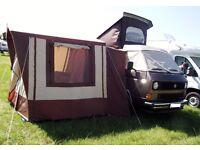 1984 Volkswagen Vanagon GL Westfalia (American Imported van with huge extras/camping bundle)