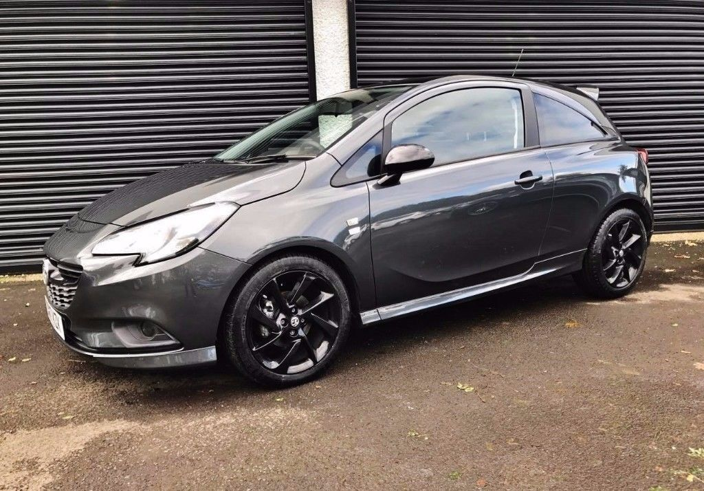 2017 vauxhall corsa 1 4 limited edition ecoflex 3 door not. Black Bedroom Furniture Sets. Home Design Ideas