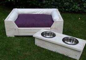 Dog and cat bed