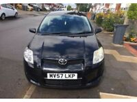 Toyota Auris, 1.4, low mileage 27000, excellent condition