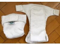 Little Lamb cloth nappies (full set, birth to potty)