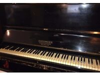 Free Upright Obermeier Piano