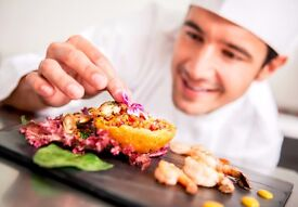 COMMIS CHEF - £16,500 + TIPS + SERVICE CHARGE