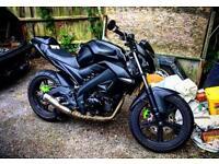 AJS tn-12, 125cc motorbike , 125 motorcycle